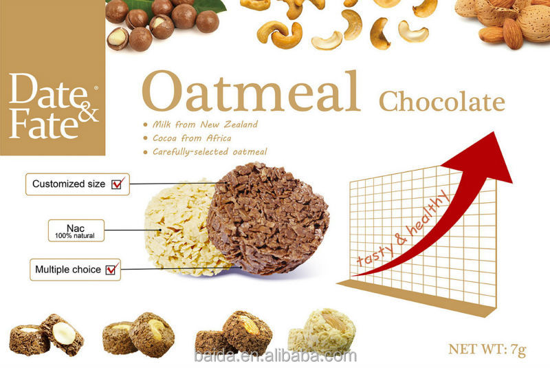 Oatmeal chocolate