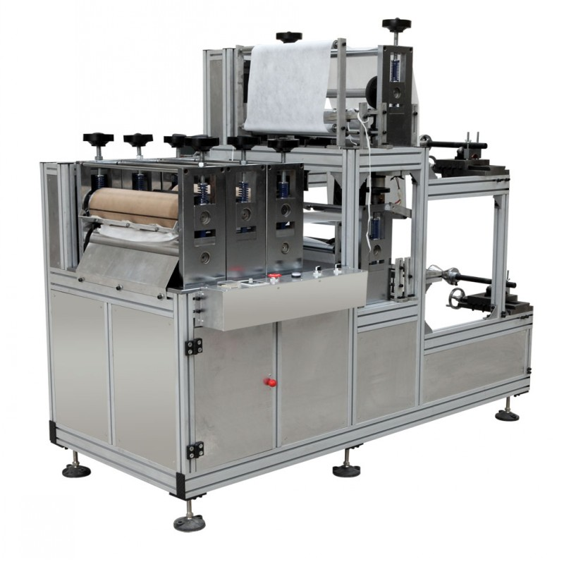 Factory Price Hot Sales ALT-PP200 Non-woven Oversleeve Making Machine