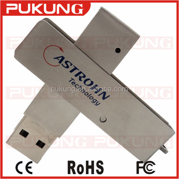 Wholesale 8GB G Metal USB 2.0 Flash Memory Drive Stick Pen Thumb U Disk
