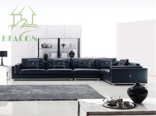 Modern leather sofa set furniture philippines