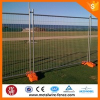 Construction industry residential building cheap temporary fencing