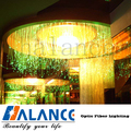 Twinkle 8 Colors Fiber Optic stretch ceiling of home theatre ceiling