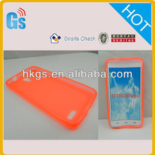 Tpu Matte Pudding Skin Case For Alcatel One Touch Idol 6030 6030D for TCL S820