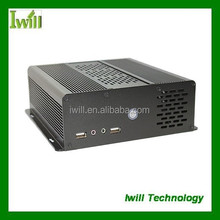 Iwill S100 aluminum pc case/ different types computer cases