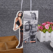 Cheap factory custom airplane automatic adult sexy car air freshener
