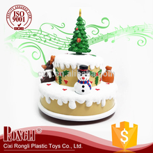 Promotion seasonal Christmas Music Box