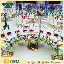 Famous Design buy event furniture led light banquet table