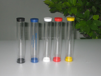 clear hard plastic tube
