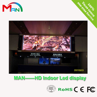 Chinese manufactory high quality full color video wall small led display screen
