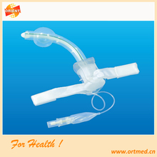 PVC Endotracheal Tube with Suction Lumen