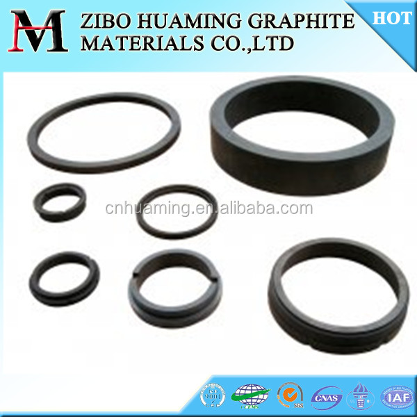 die-formed graphite seal ring / washer