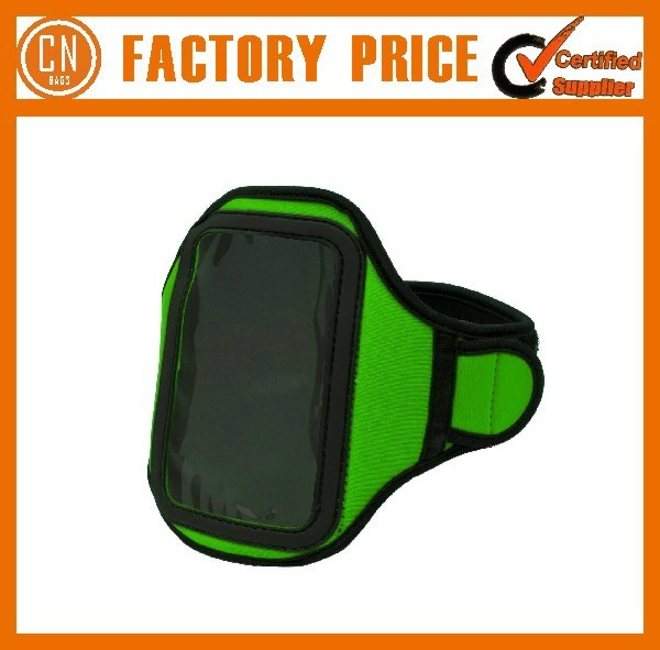 Promotion Logo Custom Cheap Neoprene Phone Holder
