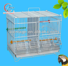 small metal bird breeding cages