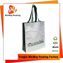 Trade Assurance Cheap Recycled PP Woven Reusable Gift Bags