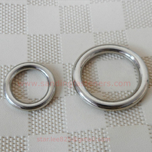 Wholesale hardware alloy metal d ring belt buckle/o-ring