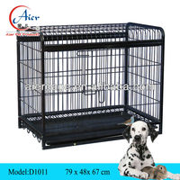 pet supply metal dog cages kennels
