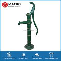 Garden Well cast iron antique hand water pump