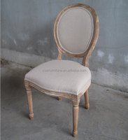 Wholesale Factory Direct Antique Wooden Oval Back Dining Chairs