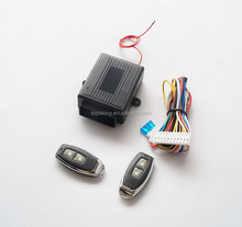 Remote control keyless Entry system /Remote Central Locking System/ auto smart keyless entry system