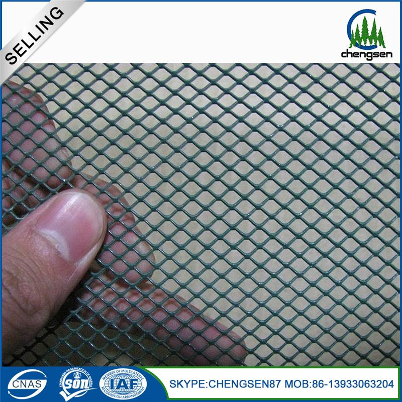 Hot dipped Galvanized decorative metal pieces expanded metal netting expanded sheet