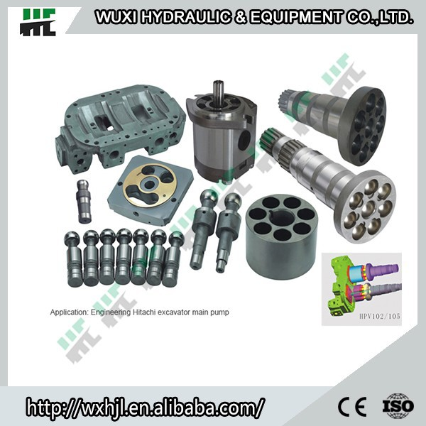 Wholesale In China HPV102,HPV105,HPV118 excavator hydraulic parts mian control valve case
