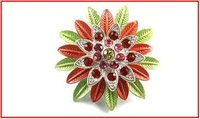 alloy brooch buyers for costume jewelry