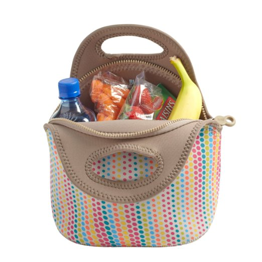 High Quality Custom Design Mini Lunch Neoprene Tote Bag