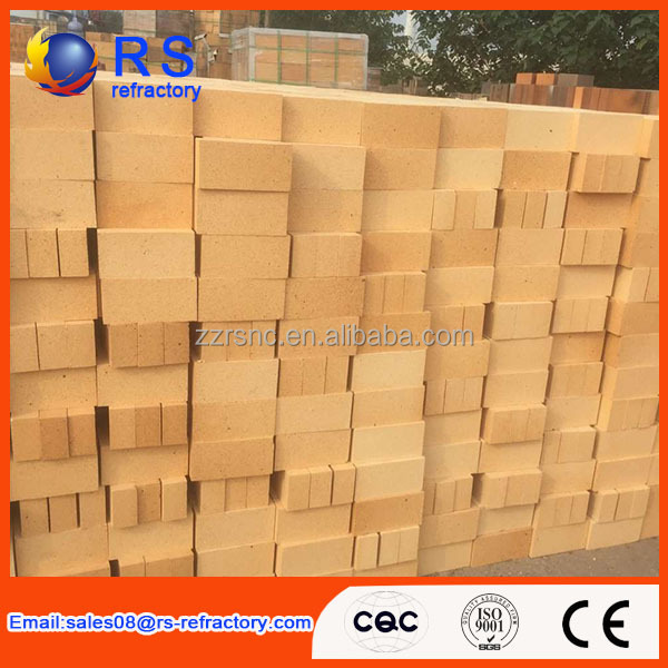 fire clay brick for furnace kiln bottom and wall