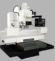 CNC vertical drilling machine