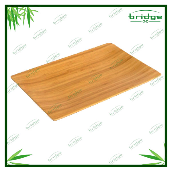 ECO hot sale bamboo wood food serving tray or plate