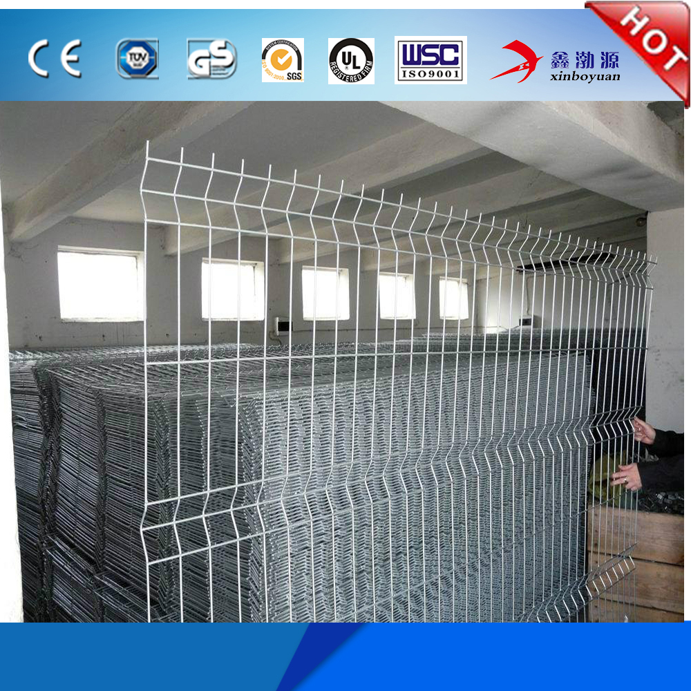 Cheap Price Metal 3d Panels Superior Quality Stainless Steel Wire Mesh Fence