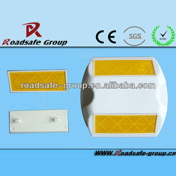 2013 RSG lowest price and best quality polycarbonate Reflective 3M Road Stud