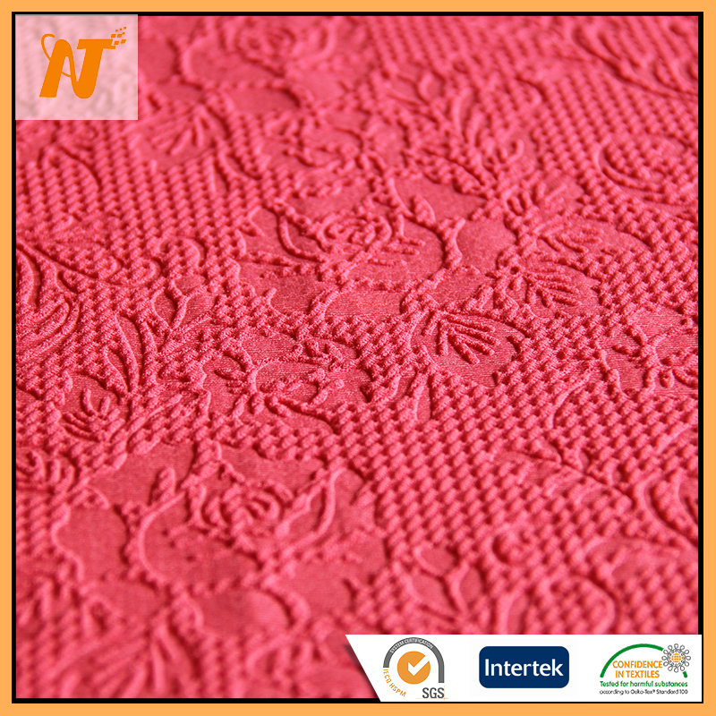 New design hot selling double layer sided fancy knit fabric