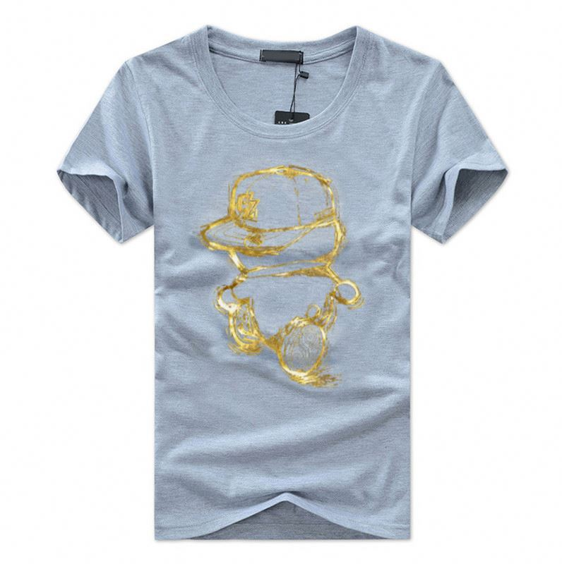 New arrival New Design china supplier dropship tshirt custom for man