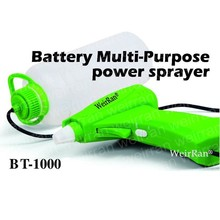 trigger battery operated powered industrial mist sprayer