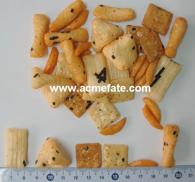 Korea Style rice crackers/rice cookie
