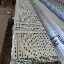 65um hot dip galvanized unistrut c channel