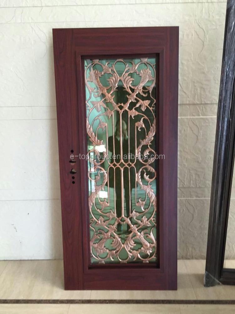 E top door high quality retractable screen door of china for Buy screen door