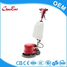 Small automatic granite floor cleaning scrubber machine 550W