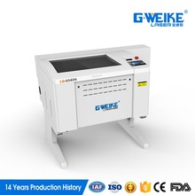 Jinan CNC Laser Manufacturer G.Weike Wood Laser Engrave Machine For Sale LG6040N