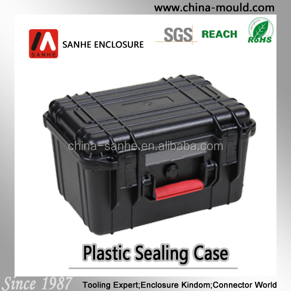 45-2 hard plastic waterproof equipment case