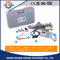 12V electric car jack and wrench