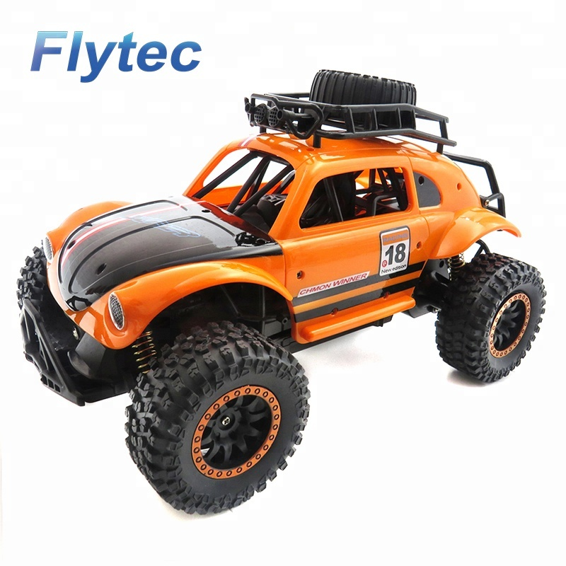 Flytec SL - 145A High Speed Remote Control Wireless Off-Road Vehicle 1:14 Ratio 2.4Ghz 4WD Crawler Type RC Car