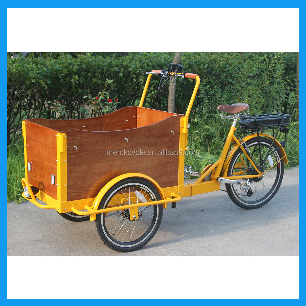 Groceries Carrier Heavy Load Storage Electric Cargo