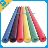 Custom factory price wholesales swimming floating EPE foam pool noodles with animals