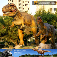 My-dino large animatronic dinosaur sculptures for sale