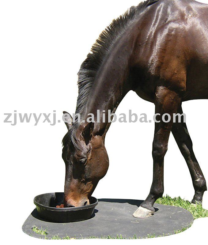 recycled rubber tub,horse feeder,feeder pan