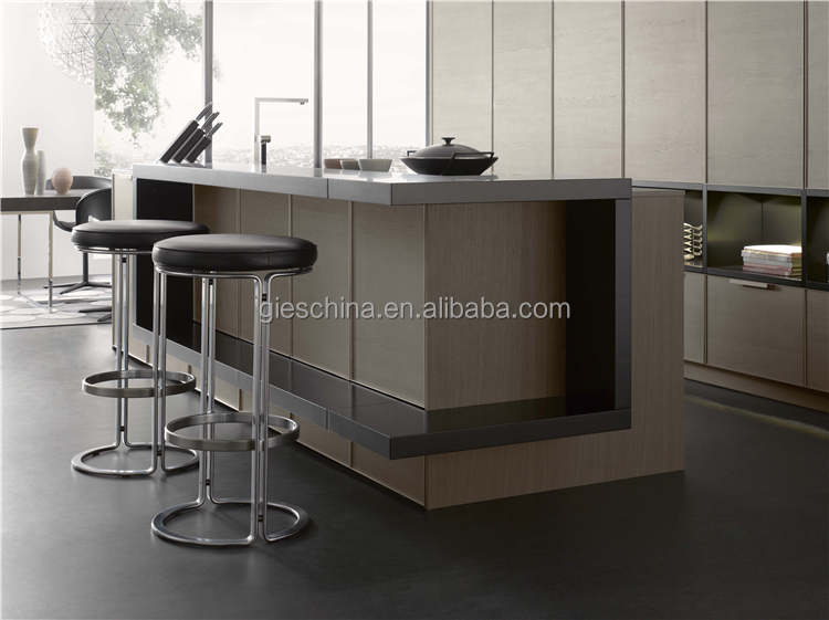 Luxury Villa Kitchen Cabinet Oem Modern German Style Kitchen Cabinets