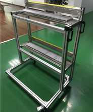 Low cost pick and place robot machine SAMSUNG Feeder Storage Cart