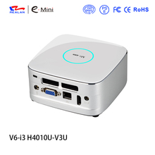 Newest mini pc win 10 OS Quad Core hot selling mini htpc barebone mini pc